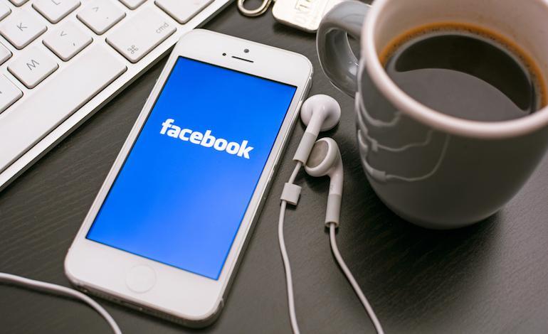 Apple Live Photos na FB app