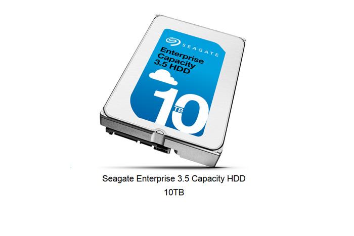 Seagate HDD od 10TB