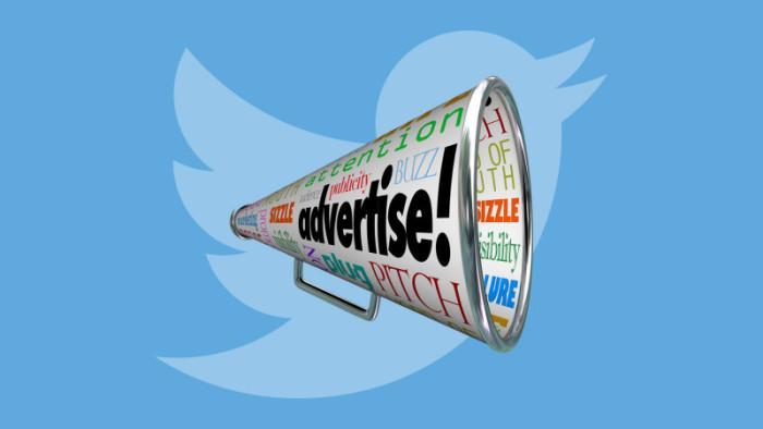 tviter uvodi interaktivne reklame sa heštegom