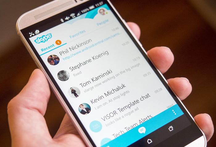Skype osvežio Android aplikaciju