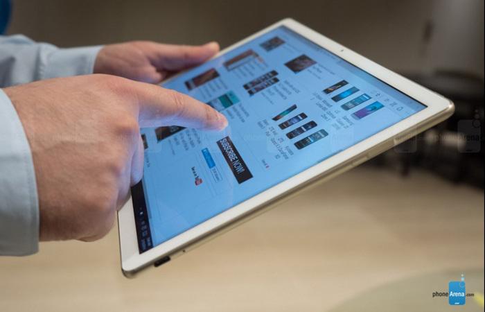 MateBook sa Windowsom 10 u tablet modu