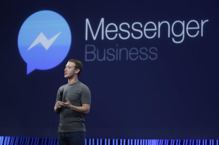 Reklame u Facebook Messenger
