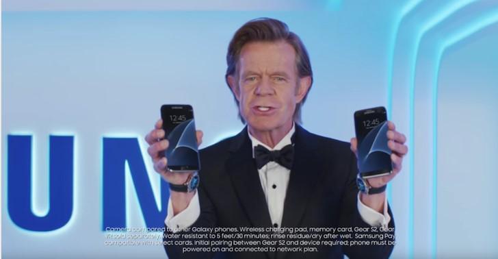 Samsung reklame