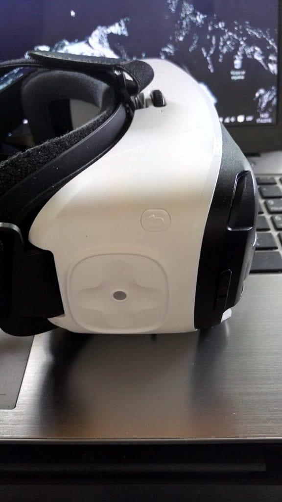 Gear VR komande