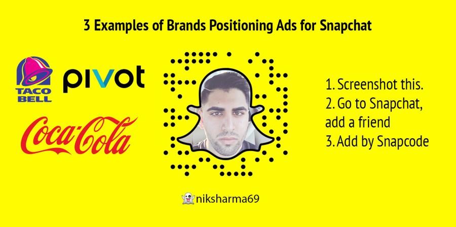 Brandiranje na Snapchatu