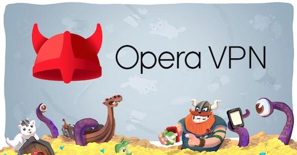 Opera VPN za Android
