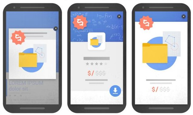 Google će blokirati tranzitivne prozore