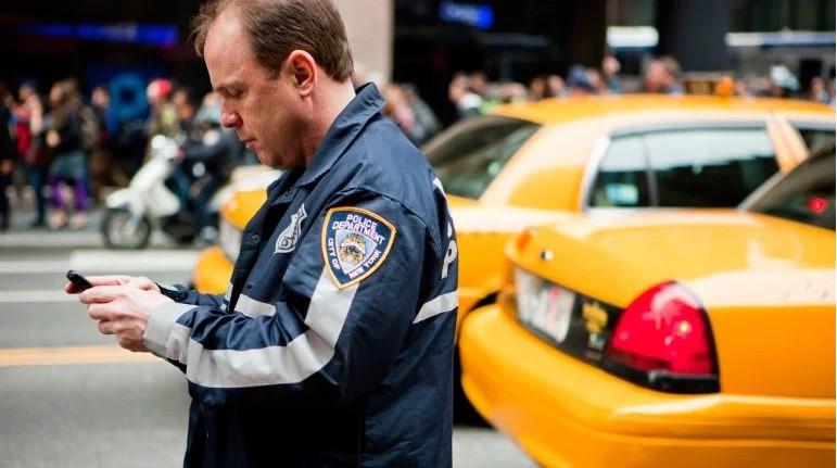 njujorška policija smartfoni