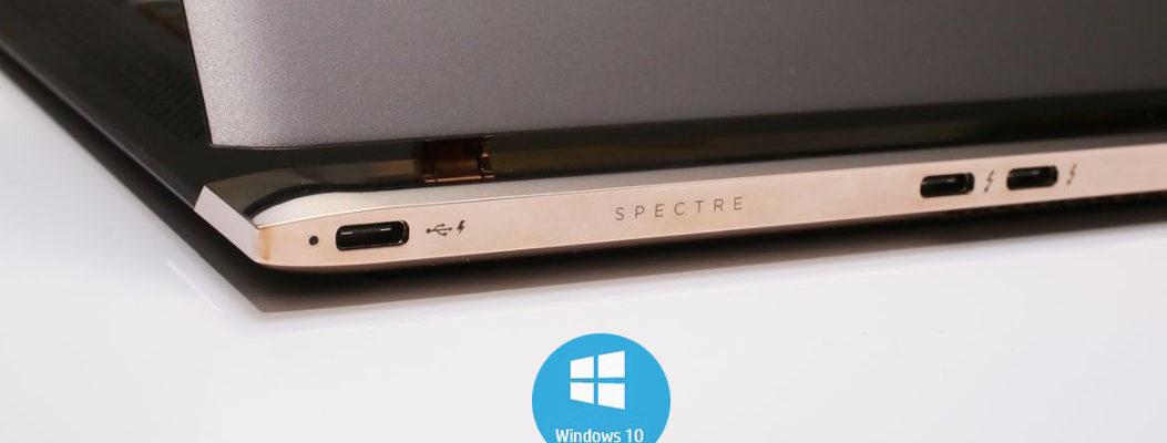hp spectre sa Windows 10 sistemom