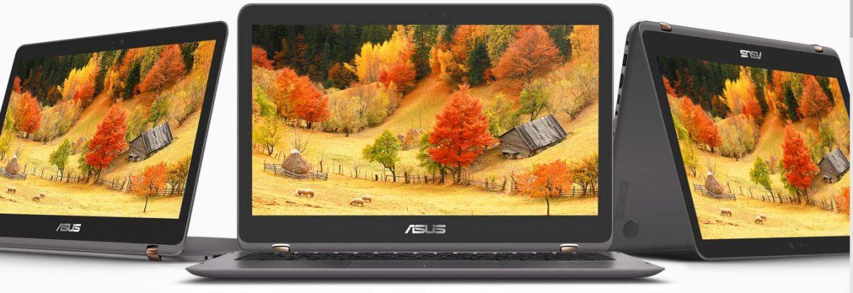 Asus ZenBook Flip 360