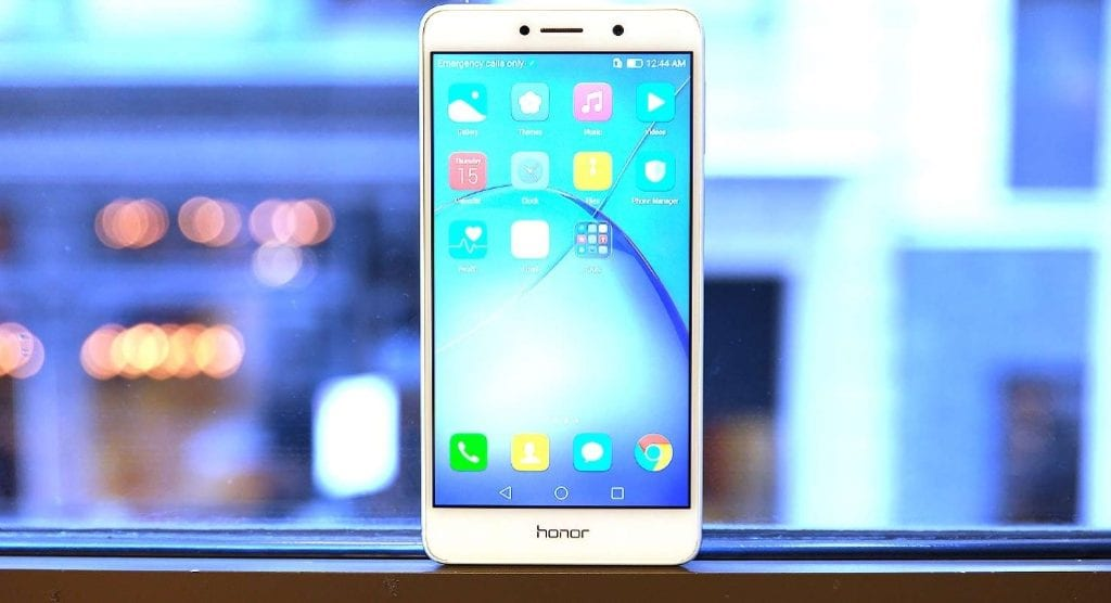 Honor 6X front