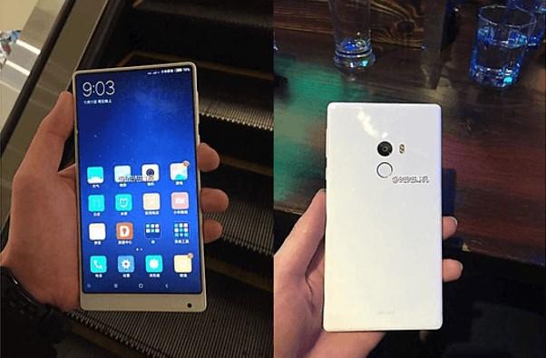 Xiaomi MiMix white