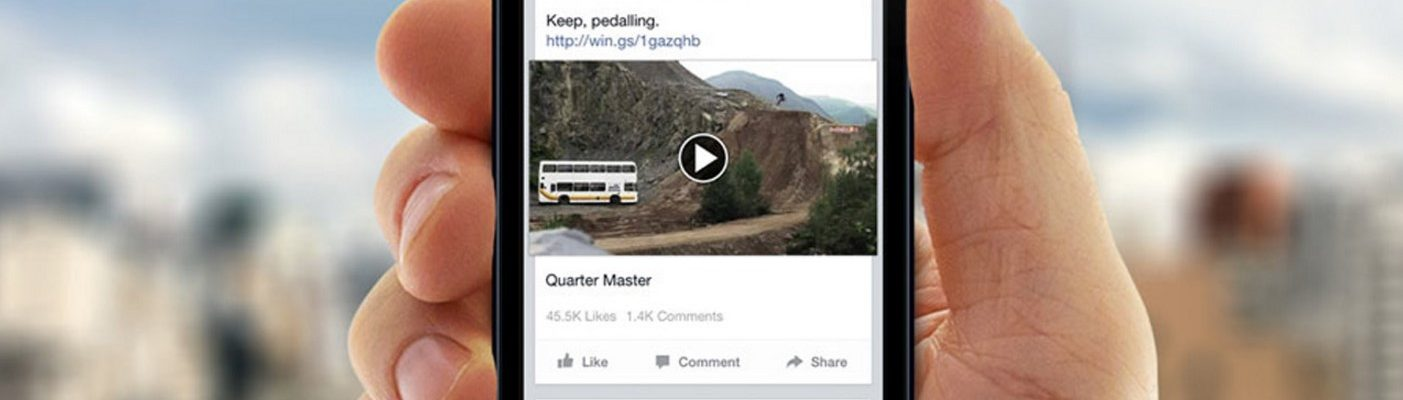 facebook video mobile