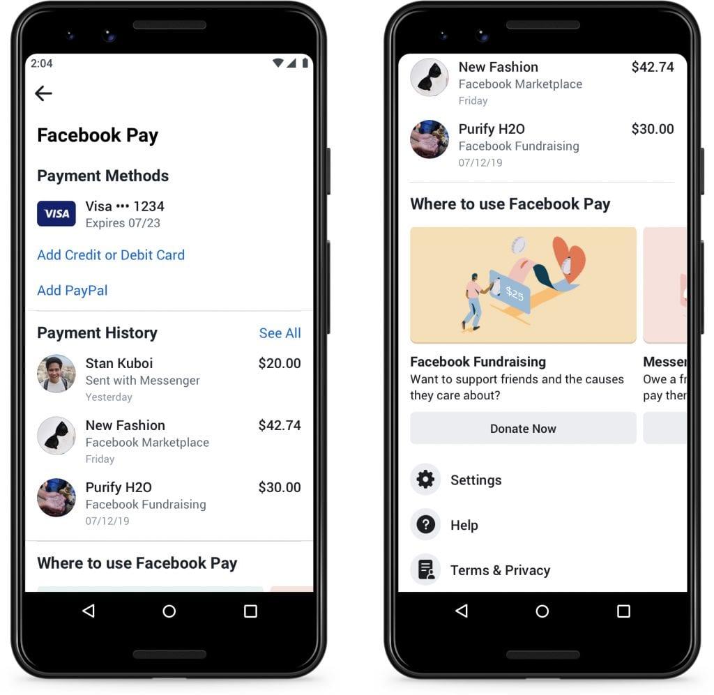 Facebook je pokrenuo novi platni sistem kreativno nazvan Facebook Pay