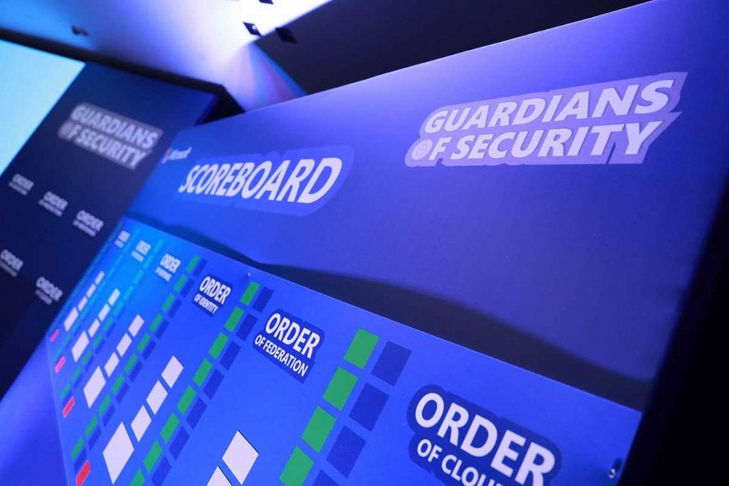 Guardians of Security