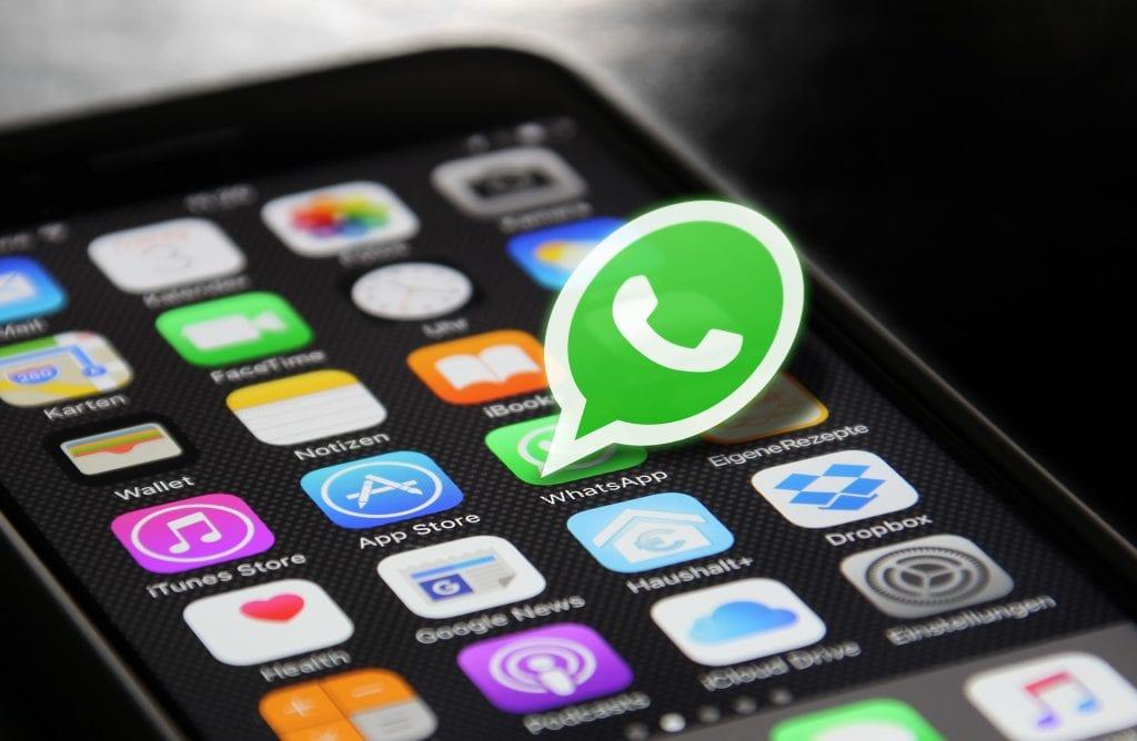 WhatsApp reklame