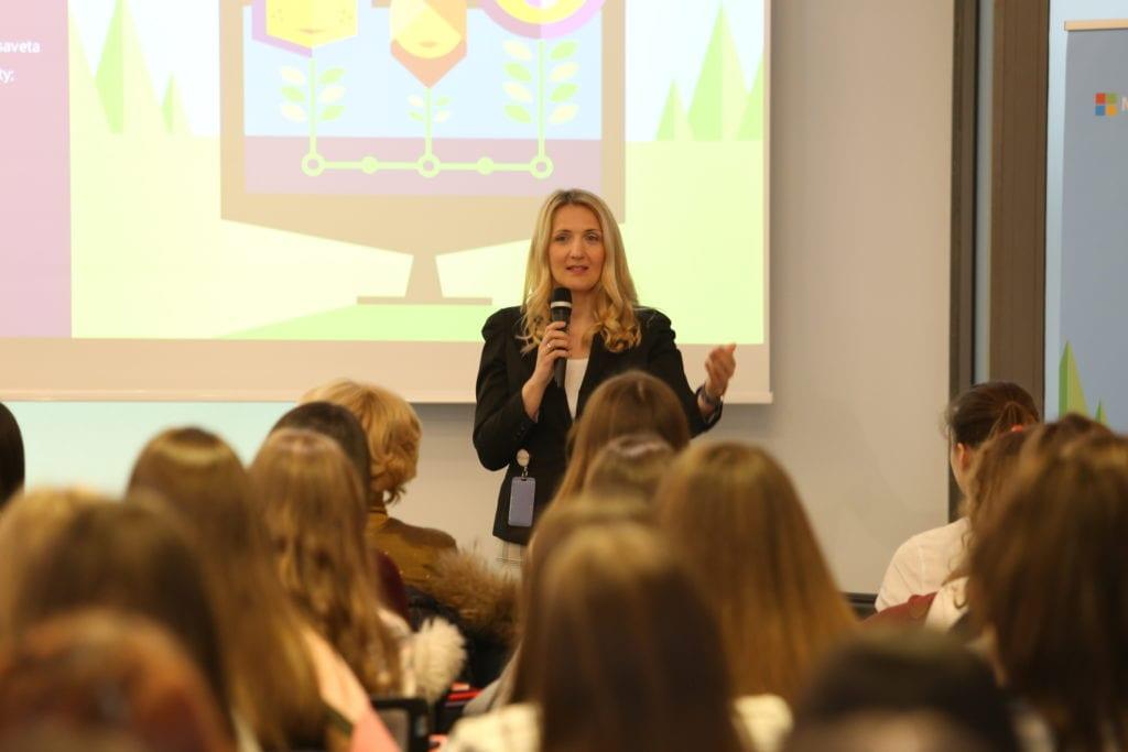 Jelena Bratic, Microsoft