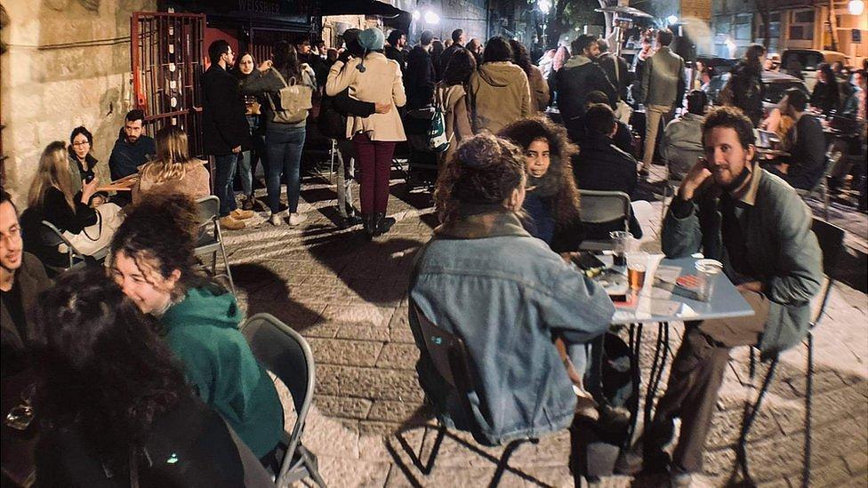 Bar v Ierusalime