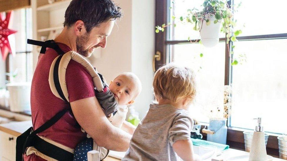 otac s decom